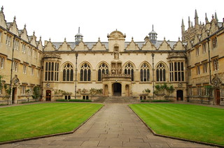 Oriel College Quad | by jrmurray000