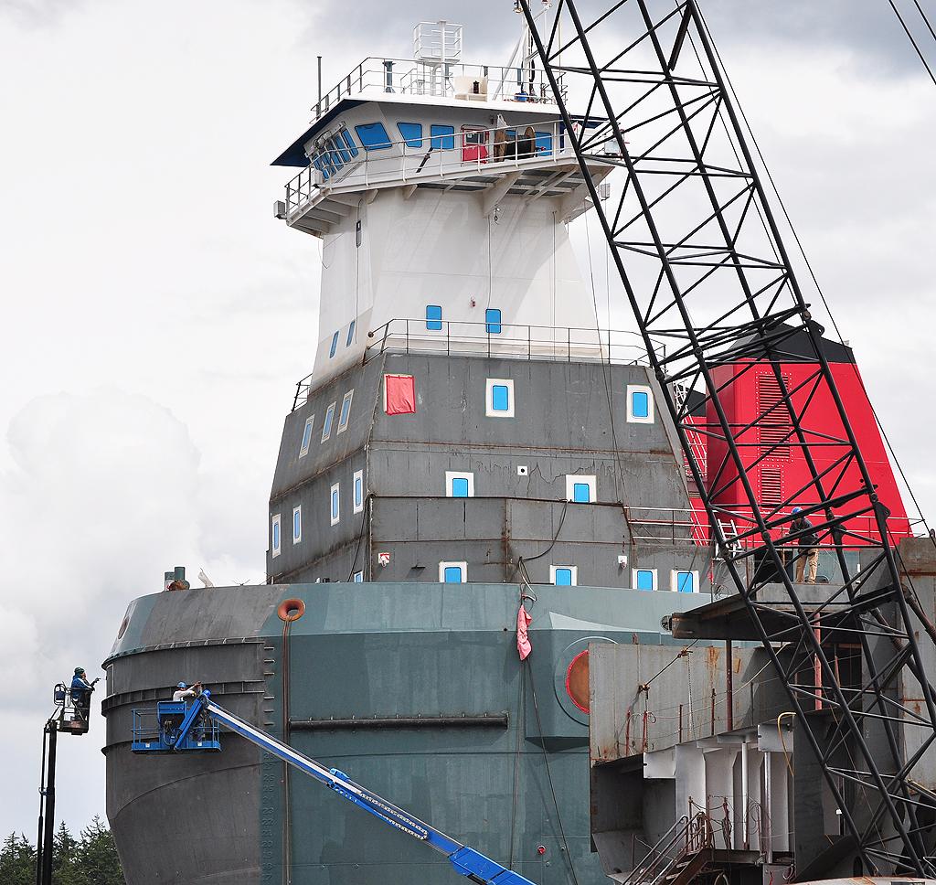 Dakota Creek Industries: 2011-05-26 Crowley Tug/ATB Legend (02) (1024x968)
