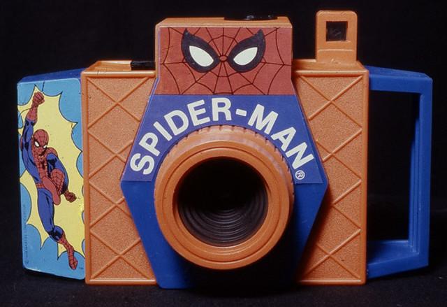 Spider Man Camera