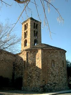 iglesia de Abrera