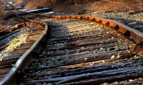 train massachusetts curves tracks wear bumps dips chicopee lifegoeson