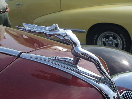 Hood Ornament: Woman 2 | by emersonebrown