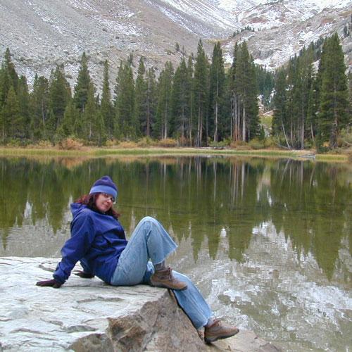 Fern Lake Girl