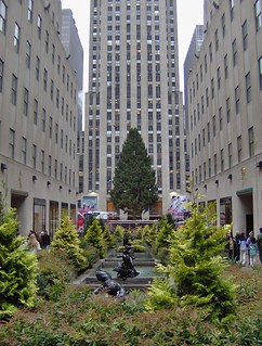 Rockefeller Center's 2007 Christmas Tree 11/9/07: View From 5th Avenue | by peterjr1961