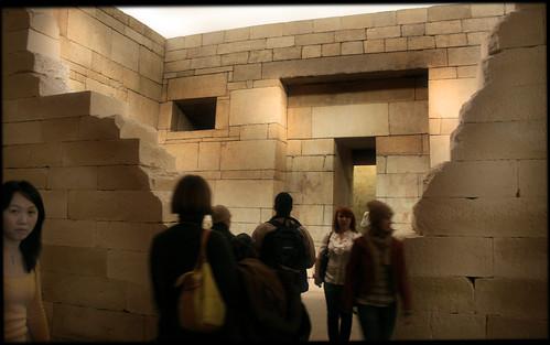 Tomb of Perneb by Juli Kearns (Idyllopus)