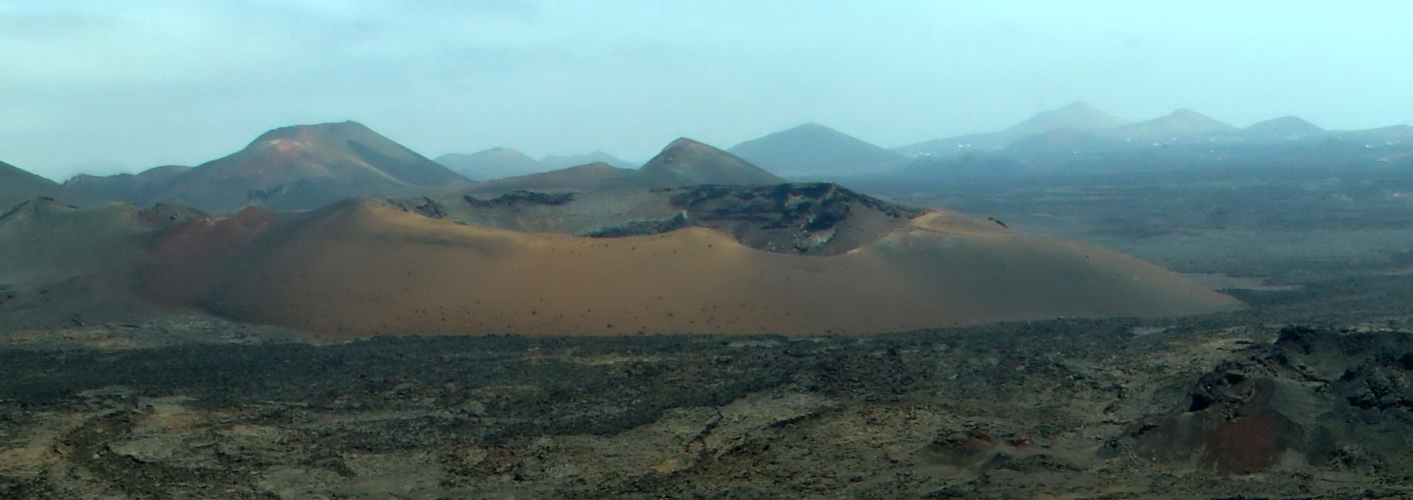 Parque Nacional de Timanfaya Isla de Lanzarote