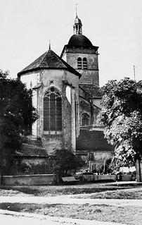 L'eglise d'Orgelet