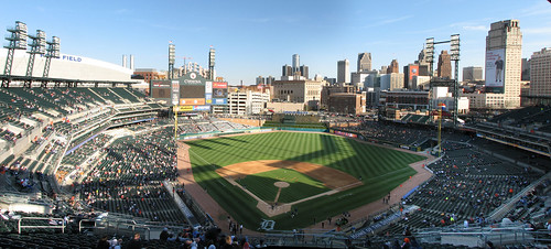Comerica Park Panorama | by Kevin.Ward