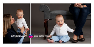 mom and baby photography DC   by Bitsy Baby Photography [Rita]
