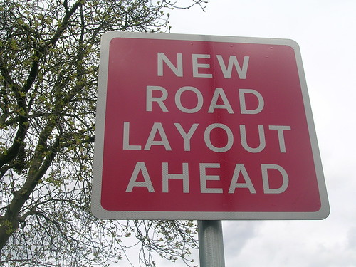 New Road Layout Ahead | by Gene Hunt