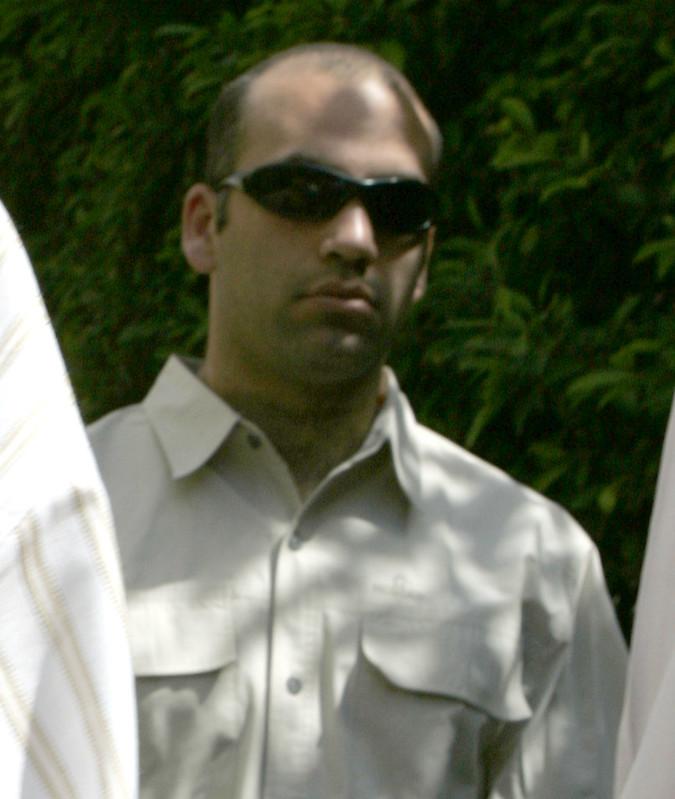 State Security Officer Sherif el-Qamati ضابط أمن الدولة شريف القماطي