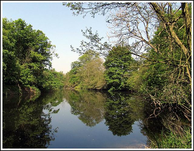 River Dee Aldford