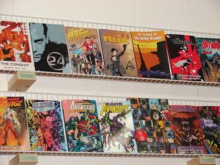 Comic Books   by technochick