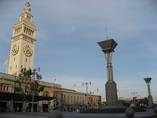 San Francisco Ferry Building and Embarcardero | by jeremiah_owyang