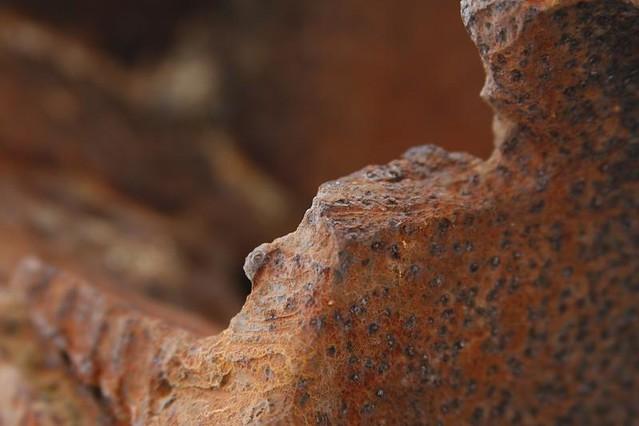 rusting steel 01