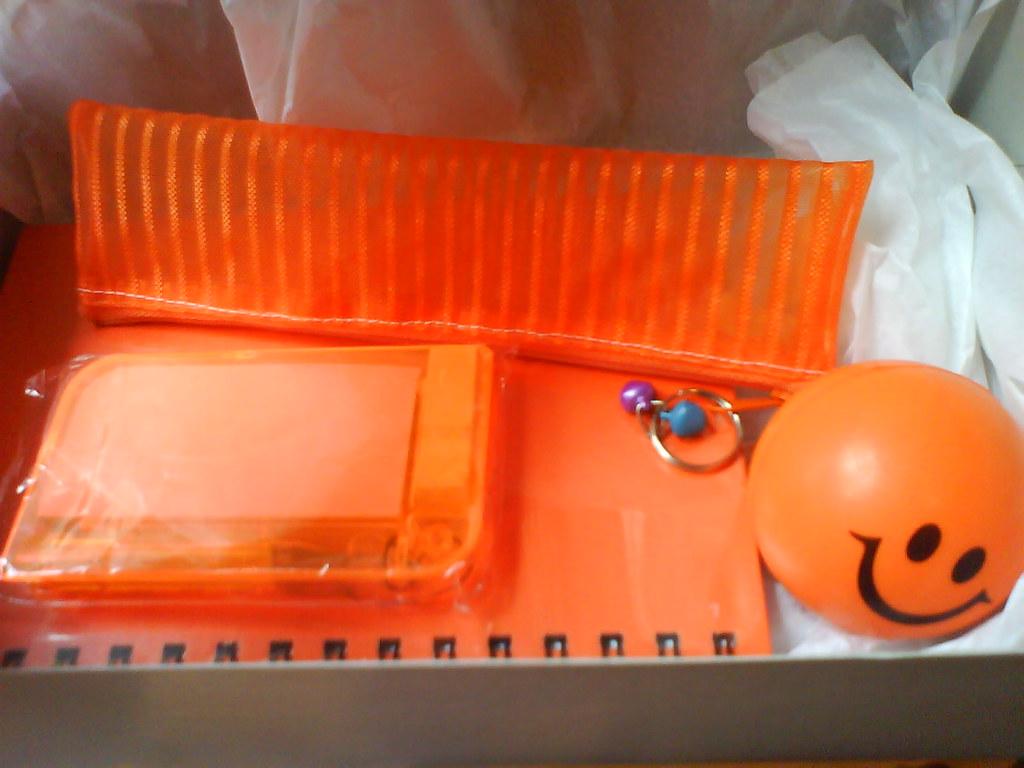 Orange stuff from Tita Harvey