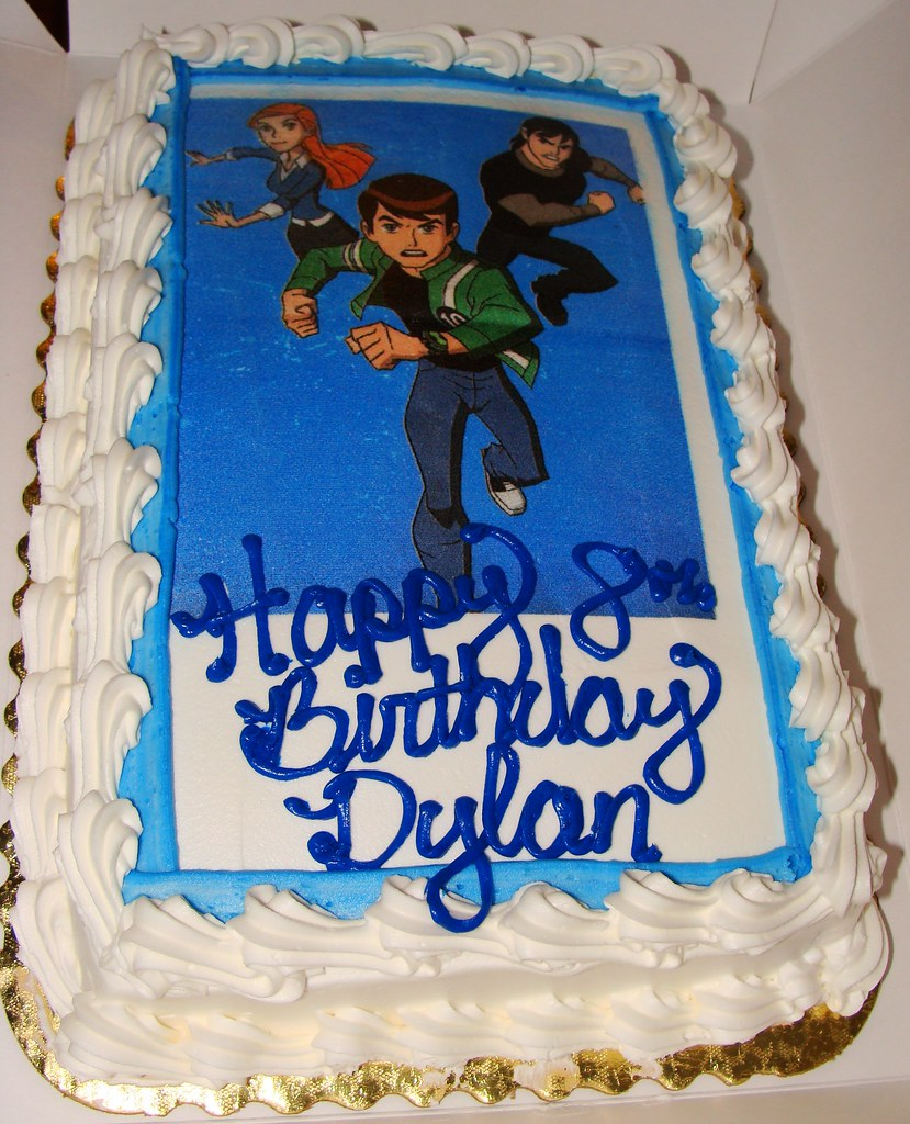 Brilliant Happy Birthday Dylan My Sons Cake For His 8Th Birthday H Flickr Funny Birthday Cards Online Bapapcheapnameinfo