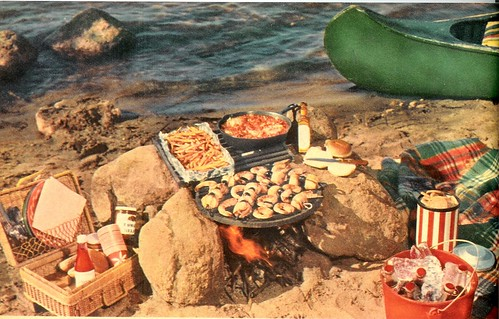 When you cook out in the open... 1 - 1957 | by senses working overtime