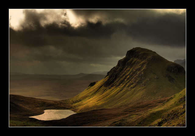 Quiraing HDR by Peter Collingridge