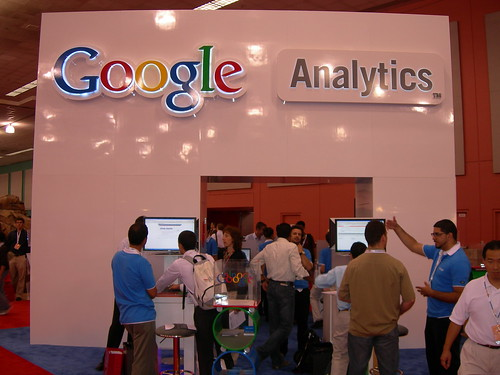 Google Analytics Booth | by EngineWorks