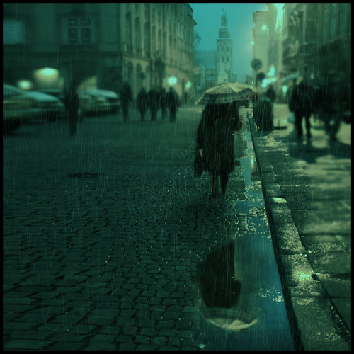 Rain in Cracow | by Quizz...