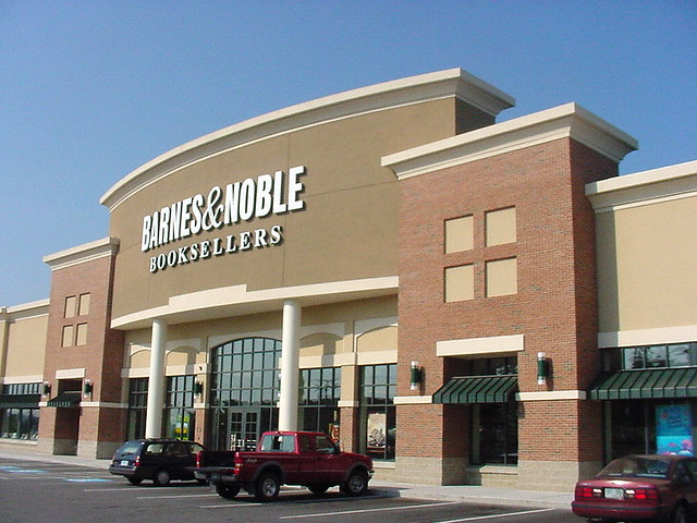 Barnes & Noble Booksellers, Manchester NH