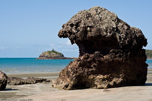 Volcanic Pacman | by David de Groot