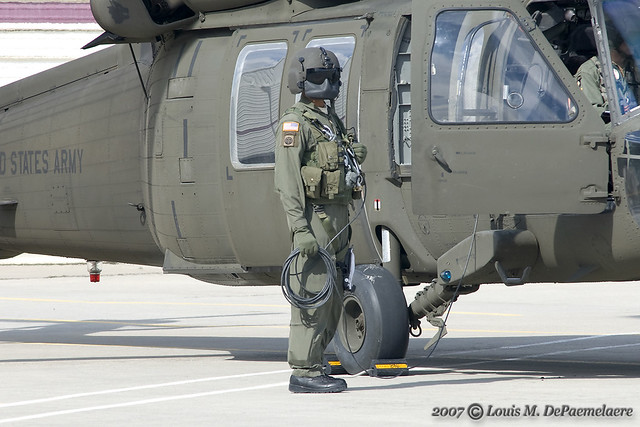 Sikorsky UH-60A Black Hawk -- Co. 'A' / 2-135th Avn - Colorado Army NG - Buckley AFB, CO (78-22962)