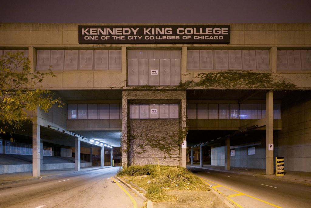 Kennedy King College, Closed   David Schalliol   Flickr