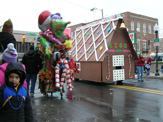 Hampden Christmas parade, 36th Street