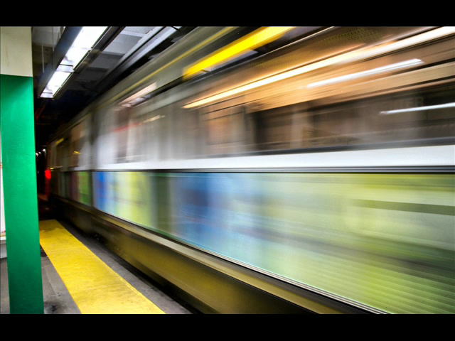 Green Line (photo sequence video)
