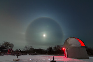 A Hallowed Penumbral Lunar Eclipse