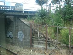 Wellington to Waterloo Train Journey - 21 Dec 2007