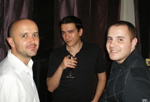 Toli, Alex & Matoo