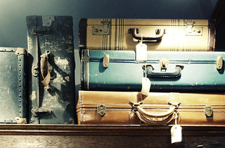 suitcases | by bubbo.etsy.com