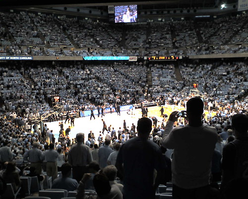 Smith Center during Pre-game | by wantmoore