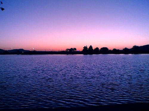 park sunset panorama nature nokia tx el paso 6682 ascarate