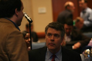 FCC Commissioner Robert McDowell at Tech Policy Summit '08 | by TechPolicy