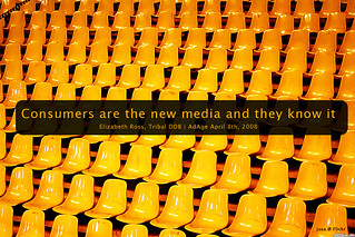 consumers are the new media | by Will Lion