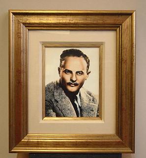 Darryl Zanuck, President of Fox Studios, c1940