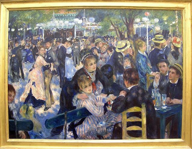 Renoir Dance at Montmartre