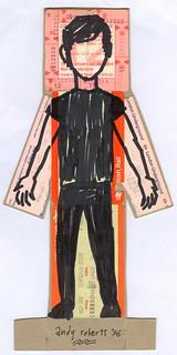AR standup doll 1996