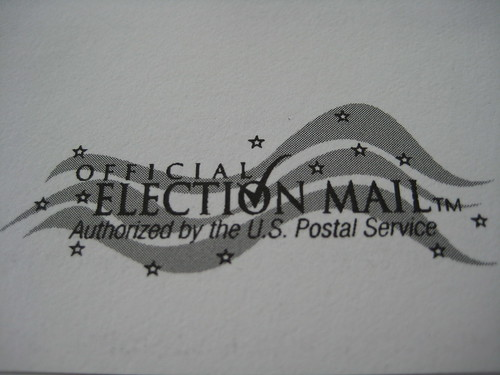 Official Election Mail | by aaron13251