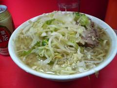 ラーメン二郎 三田店   by omakaseblog
