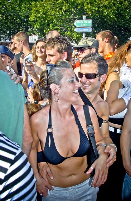 Zurich Street Parade . 2007. Love.