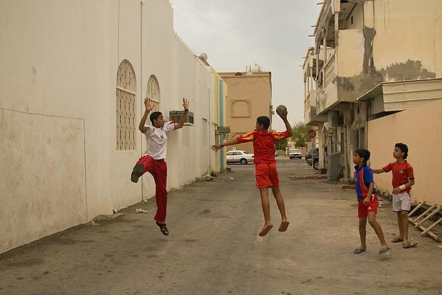d33d62806c4 Street Handball | Tow Kids playing handball in duraz street.… | Flickr