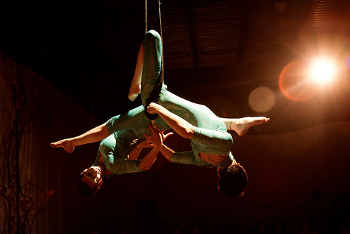 Trapeze Artists   by Tender Young Pony of Insomnia