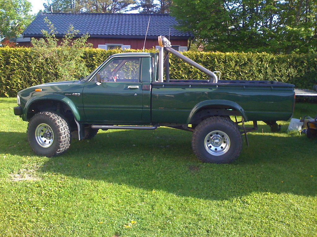 Most Reliable Truck Ever >> Hilux Mk1 Probably The Most Reliable Pickup Ever Made I J Flickr