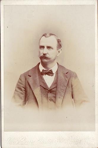 Mr. George McFetridge   by lizzelizzel
