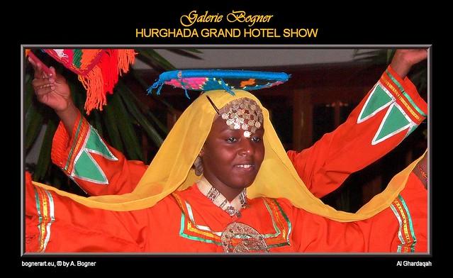 HURGHADA GRAND HOTEL SHOW